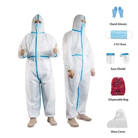 PPE Coverall kits