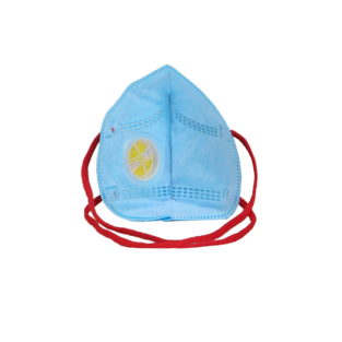 with respirator N95